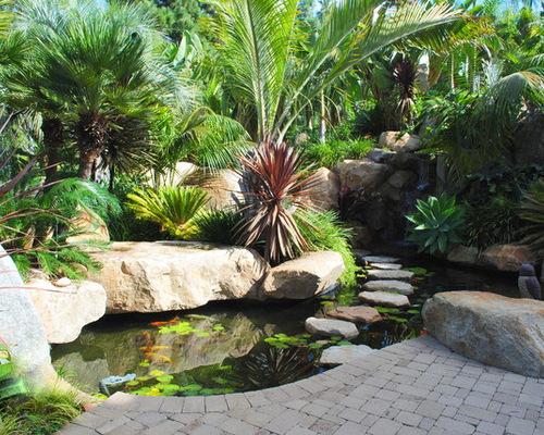 Stone Garden Design | Houzz