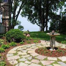 Beach Style Landscape by Meissner Landscape, Inc
