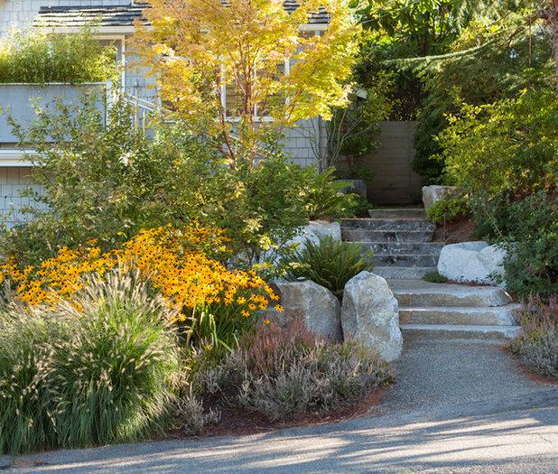 Modern Garten by Scot Eckley, Inc.