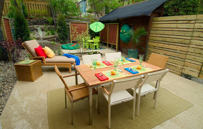 How to Design a Family-Friendly Yard for People of All Ages