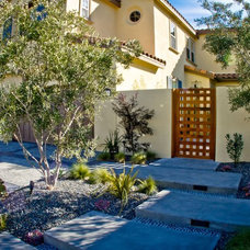Contemporary Landscape by Eco Minded Solutions