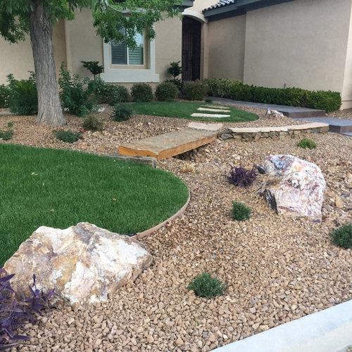 25 Best Las Vegas Landscaping Ideas & Decoration Pictures ...