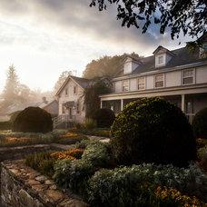Farmhouse Landscape by Michael Biondo Photography