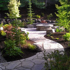 Before And After Contemporary Landscape Portland