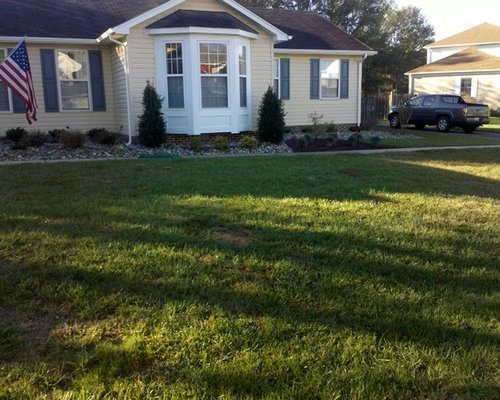 before after curb appeal maryland