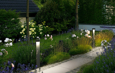 3 Ways to Light the Garden With Less