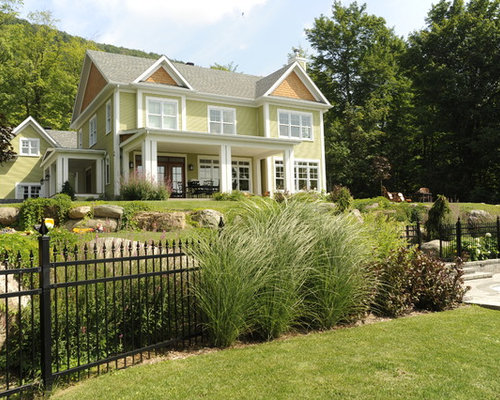 Fenceline Landscaping Ideas Pictures Remodel And Decor
