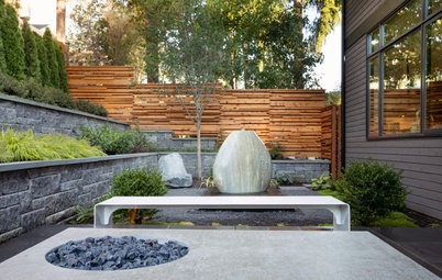 Patio of the Week: Peaceful and Surprisingly Kid-Friendly