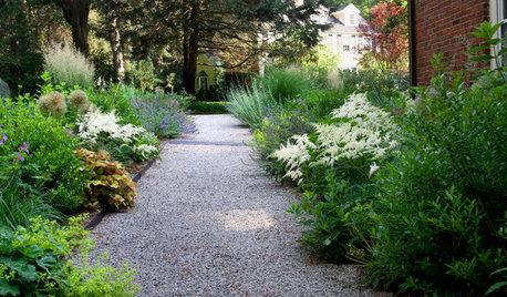 10 Ways to Put Gravel to Work in Your Garden