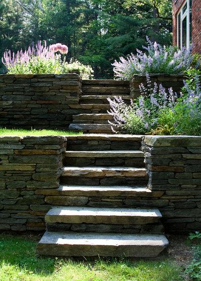 Современный Сад by Matthew Cunningham Landscape Design LLC