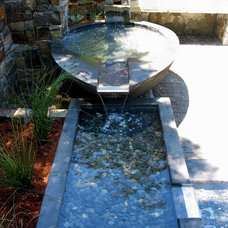 Contemporary Landscape by Miller Company Landscape Architects