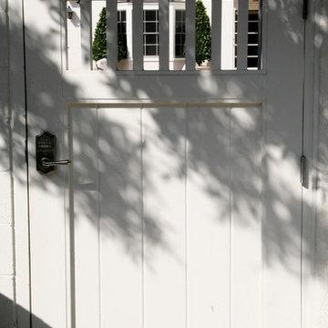 Beverly Hills Georgian Colonial