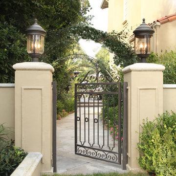 Beverly Hills Manor Exterior