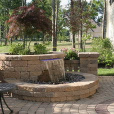 Traditional Landscape by The Tuckerman Home Group