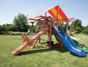 Big Backyard Playgrounds