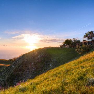 Big Sur Coast Ridge Estate