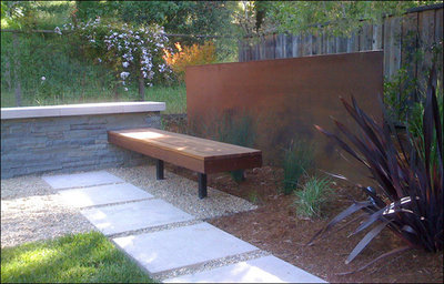 Industrial Garden by Huettl Landscape Architecture
