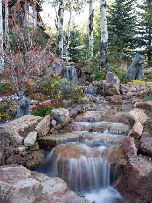 Man-made waterfalls - Picture of The Farm at San Benito, Lipa City ...