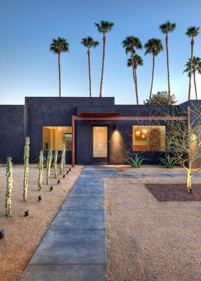 サウスウェスタン 庭 by Spry Architecture