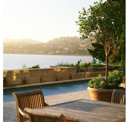 Mediterranean Landscape by Blasen Landscape Architecture