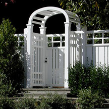 Gates in privacy fences