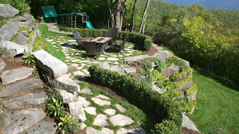 Bloomfield Township Wall Patios