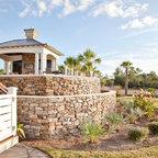 Perennial Border Coastal Property Traditional