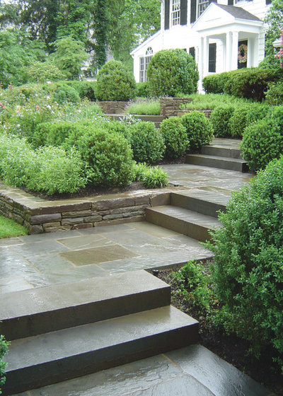 Traditional Landscape by The Todd Group