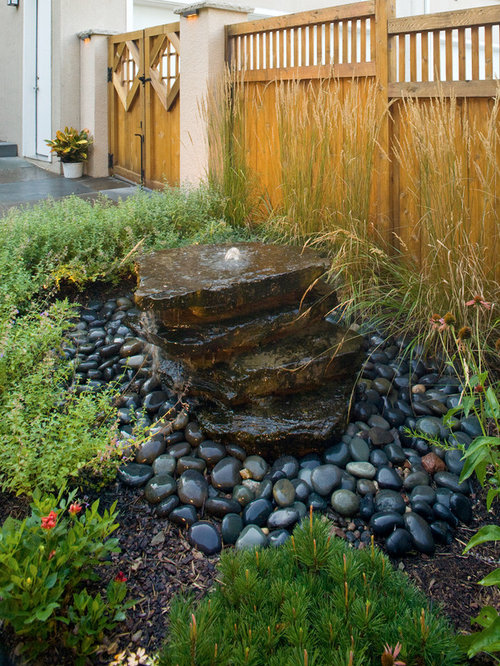 Pondless Water Feature Home Design Ideas Pictures
