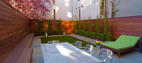 Modern Landscape by Little Miracles Designs