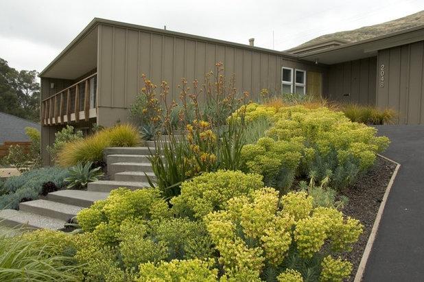 Midcentury Garden by Jeffrey Gordon Smith Landscape Architecture