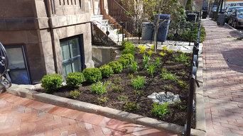 Boston Entry Garden
