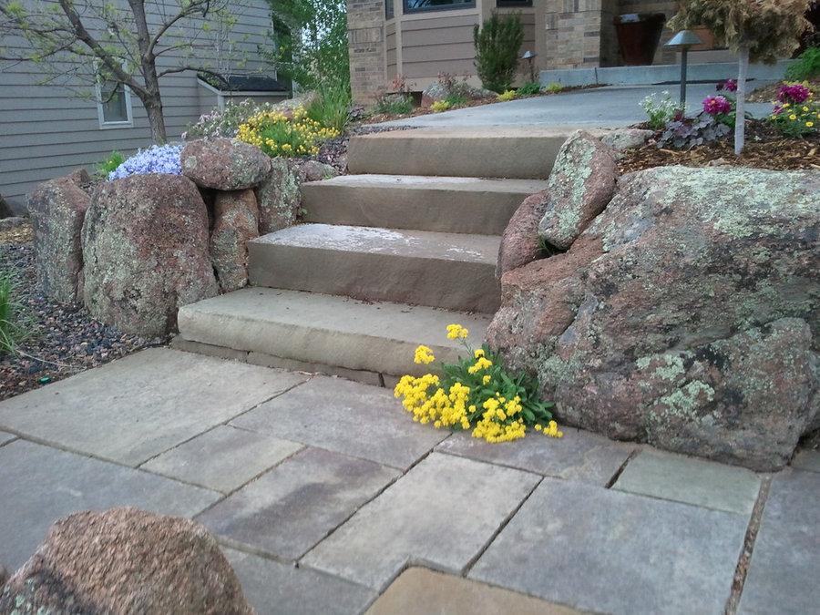 Boulder Walls and Accents