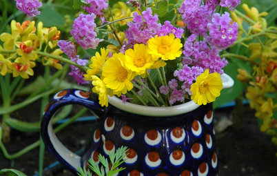 Be Your Own Best Florist With a Bouquet Garden