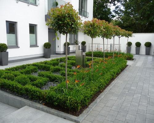 Immagini Di Giardini Moderni : Giardino moderno dublino foto idee per arredare e immagini