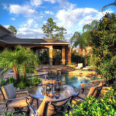 Tropical Landscape by Absolutely Outdoors