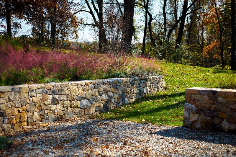 Houzz tour nestling into the rural pennsylvania landscape for Jonathan alderson landscape architects