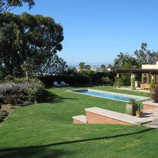 Traditional Landscape by Jeffrey Rule, Inc.