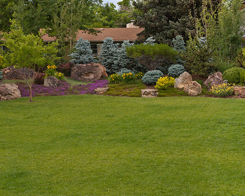 Berms Planting Design Ideas amp Remodel Pictures Houzz