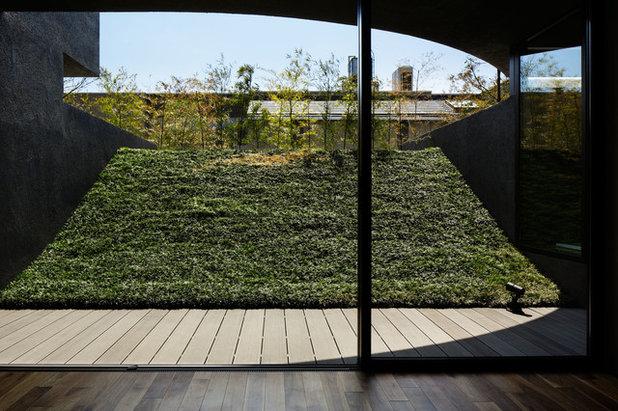 庭 by Kotaro Ide / ARTechnic architects