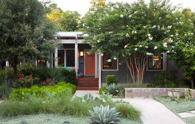 6 Front Yards That Balance Privacy With Curb Appeal