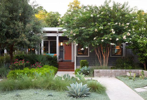 Transitional Garden by B. Jane Gardens