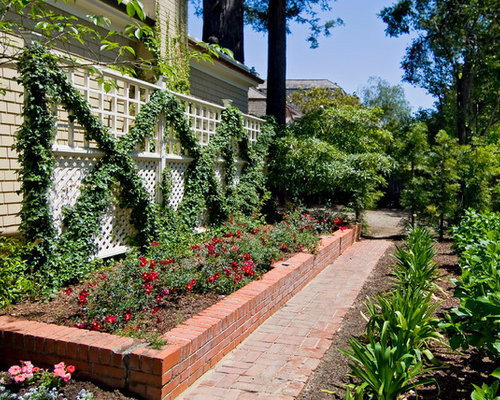 Landscaping Ideas To Hide Ugly Fence : How to hide an ugly wall landscape design photos with a retaining