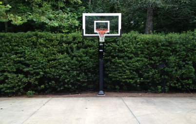 Great Home Project: Turn Your Driveway Into a Basketball Court