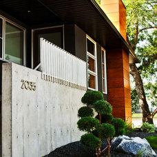 Modern Landscape by Endeavour Developments
