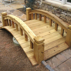 Traditional Exterior by Atlanta Decking & Fence Co., Inc.