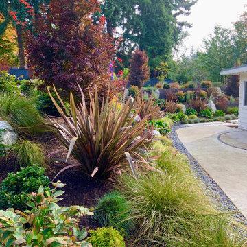 Bridle Trails Modern Farmhouse Garden