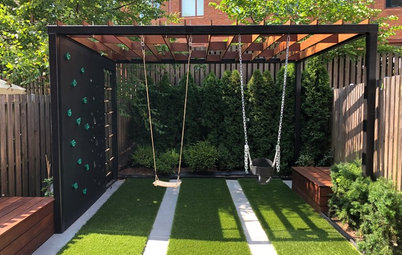 USA Garden Tour: A Small Backyard Becomes a Play Space & Retreat