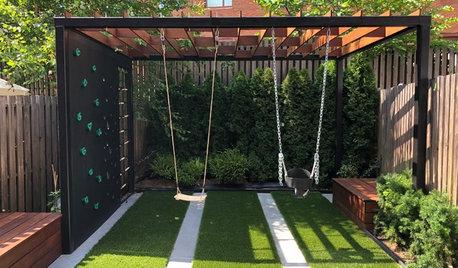 USA Garden Tour: A Small Backyard Becomes a Play Space & Retreat