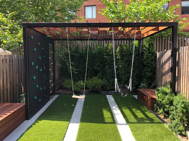 Modern Garden by Little Miracles Designs